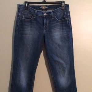 Women's Lucky Brand Easy Rider Straight Leg Jeans